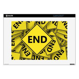 road-sign-1-end-nd laptop skins