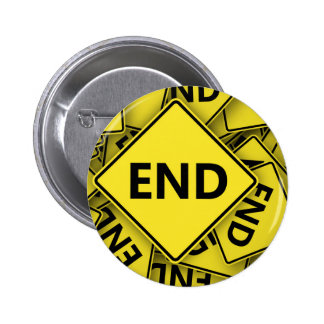 road-sign-1-end-nd pinback button