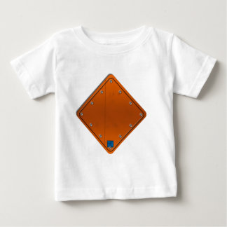 Road Sign Baby T-Shirt