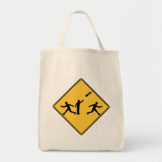 Road Sign- Meteor Tote Bag