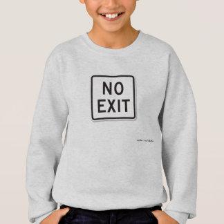Road Signs 195 Sweatshirt