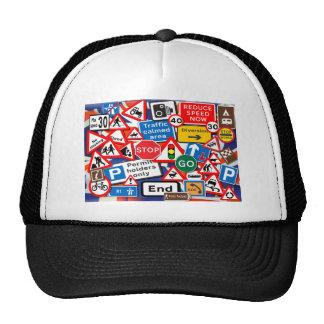 Road Signs Trucker Hat