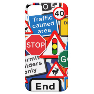 Road Signs iPhone SE/5/5s Case
