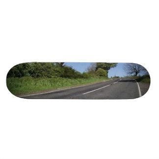 road skateboard decks