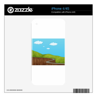 Road Skins For The iPhone 4