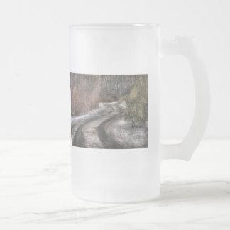 Road - The hidden road Mugs