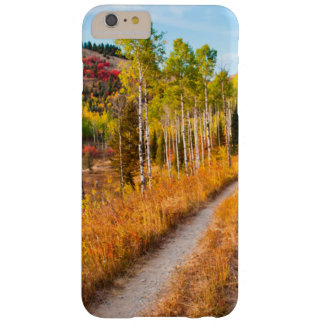Road Through Autumn Colors Barely There iPhone 6 Plus Case