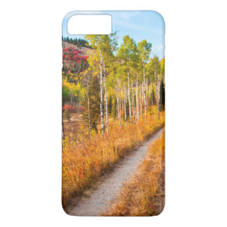 Road Through Autumn Colors iPhone 8 Plus/7 Plus Case