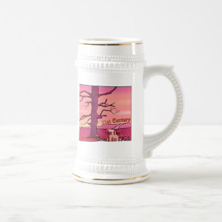 Road to 1984 beer stein