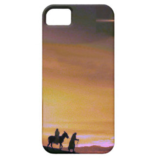 Road to Bethlehem iPhone 5 Cases