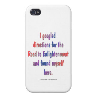 Road to Enlightenment iPhone 4/4S Case