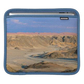 Road To Homeb Through Desert, Namib-Naukluft iPad Sleeve