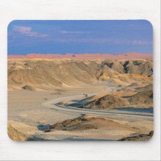 Road To Homeb Through Desert, Namib-Naukluft Mouse Pad