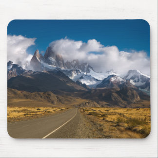 Road To Mount Fitzroy, Patagonia Mouse Pad