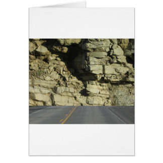 road to nowhere card