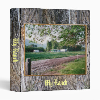Road to Ranch Homes Binder