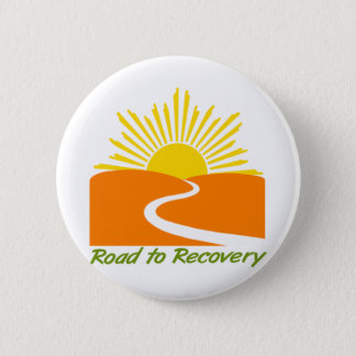 Road to Recovery Gear Button