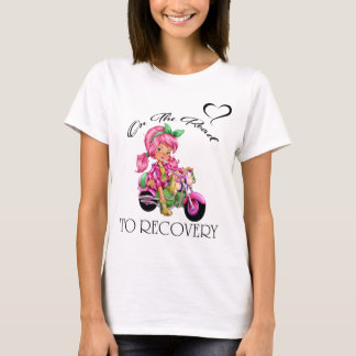 Road to Recovery Motorcycle  Shirt
