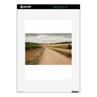 Road to Santiago Decal For iPad