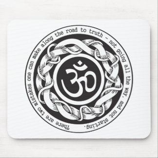 Road to Truth Om Mouse Pad