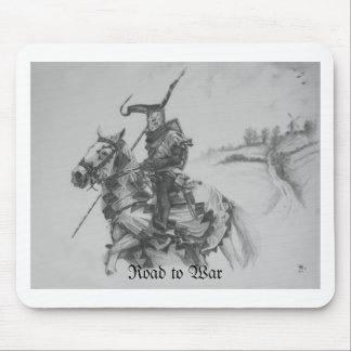 Road to War Mouse Pad