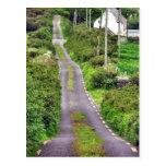 Road to Your Door Postcard