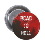 ROAD TON OF BRIGHT PINBACK BUTTONS