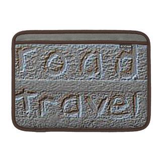 Road Travel   'Tailgate Talk' MacBook Sleeves