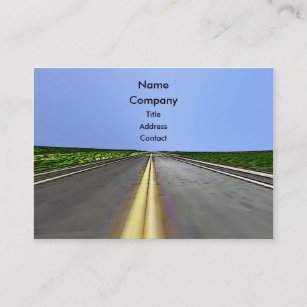 Travel business cards 5100 travel business card templates road travel business card colourmoves