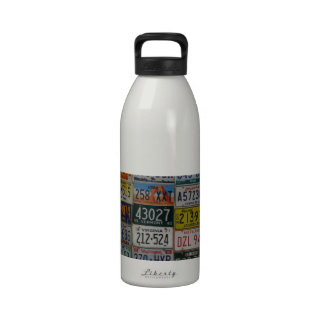 Road trip across the country drinking bottle