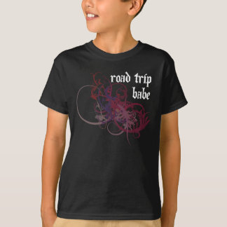 Road Trip Babe T-Shirt