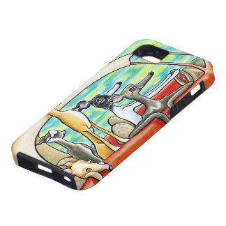 Road Trip by Andie iPhone SE/5/5s Case