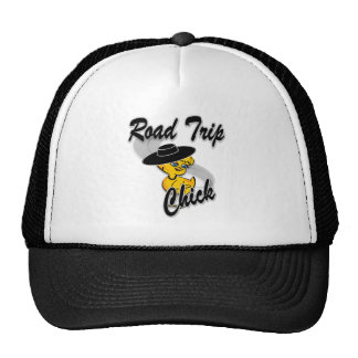 Road Trip Chick #4 Trucker Hat