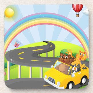 Road trip coaster