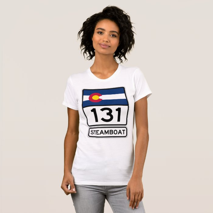 Road trip colorado steamboat springs t shirt zazzle for T shirt printing in colorado springs