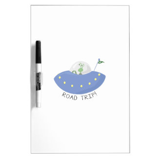 Road Trip Dry-Erase Whiteboards