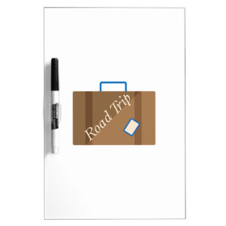 Road Trip Dry Erase Whiteboards