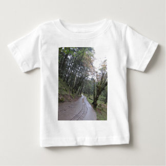 Road trip forest jungle baby T-Shirt