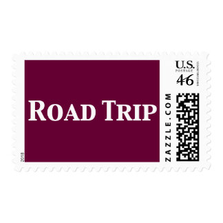 Road Trip Gifts Postage Stamps