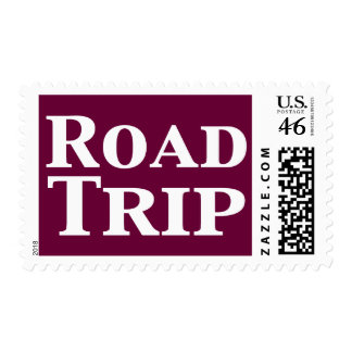 Road Trip Gifts Stamps