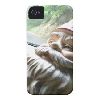 Road Trip Gnome iPhone 4 Cover