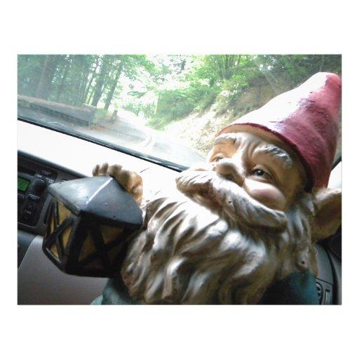 Road Trip Gnome Letterhead