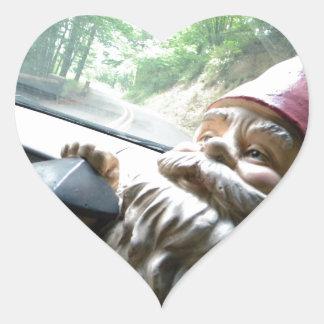 Road Trip Gnome Stickers