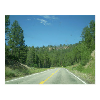 Road Trip II Postcard
