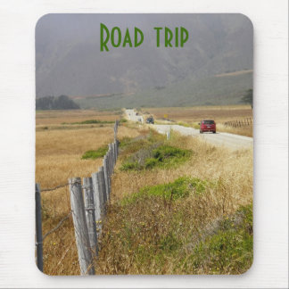 road trip in California Mouse Pad