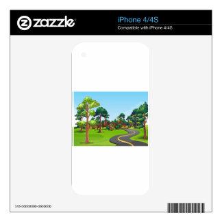 Road trip iPhone 4S decals