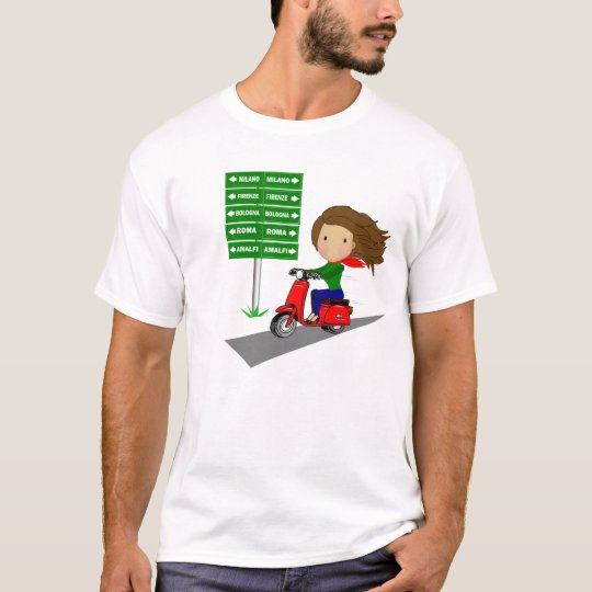 Road Trip Italy T-Shirt