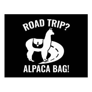 Road Trip? Postcard
