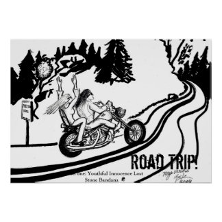 Road Trip! Poster