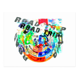 ROAD TRIP PRODUCTS POSTCARD
